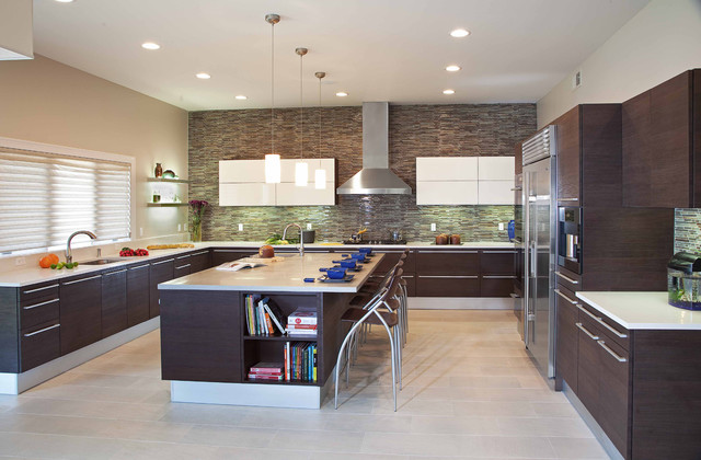 Inspiration For A Modern Kitchen Remodel In Newark
