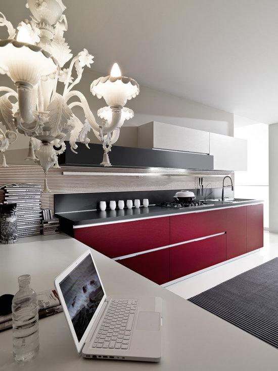 modern carr kitchen design by marc sadler ernestomeda home design