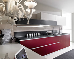 Magika contemporary kitchen