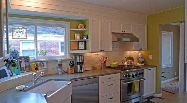 Magnolia Kitchen eclectic-kitchen