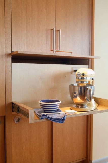 Magnolia: Mid-Century Modern - Midcentury - Kitchen - Seattle - by ROM architecture studio