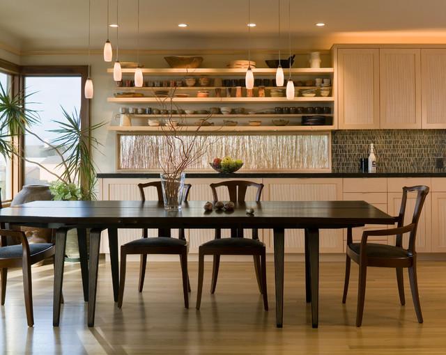 Magnolia Renovation transitional-kitchen