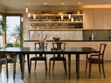 transitional-kitchen How to Achieve Organic Modern Style upholstery in london