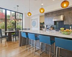 Magnolia Residence contemporary-kitchen