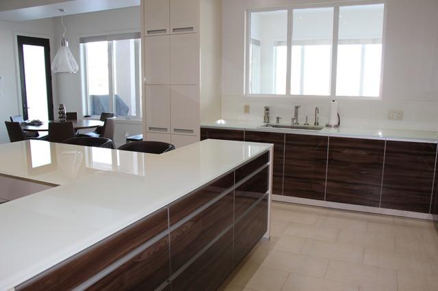 Magrath Modern Kitchen Edmonton By Eurolux Kitchens Ltd