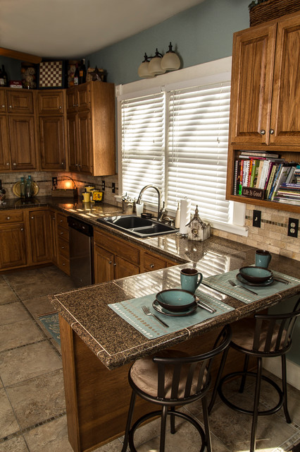 Magstadt Remodel traditional-kitchen