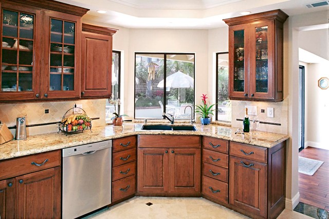 Maher-D.P. traditional-kitchen