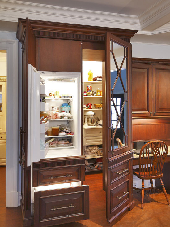 Secret Pantry Door Home Design Ideas Pictures Remodel