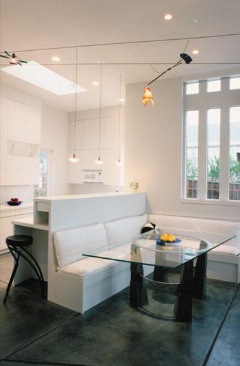 Mahoney Architects & Interiors: Life's a Beach contemporary-kitchen