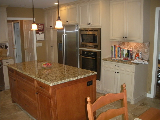 Mahwah house  Traditional  Kitchen  other metro  by Broadway