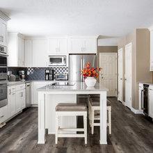 Main Floor & Bath Remodel