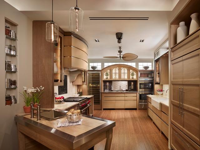 Main Line contemporary-kitchen