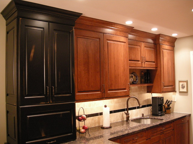Traditional Kitchen Design Gallery main line townhouse kitchen remodel 2 traditional kitchen