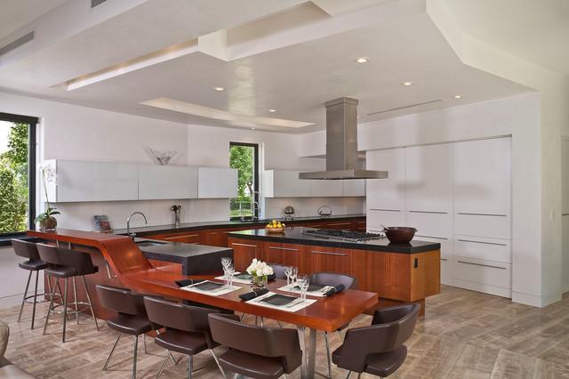 Main Street House Robertson Design Modern Kitchen Houston By Benjamin Hill Photography