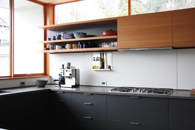 Main Street Kitchen - Modern - Kitchen - Seattle - by Henrybuilt