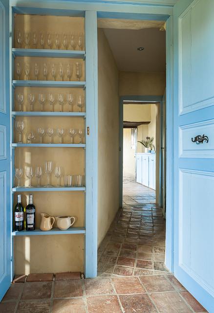 maison manechal france mediterranean kitchen london by veronica rodriguez interior. Black Bedroom Furniture Sets. Home Design Ideas