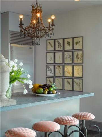 Maison NYC eclectic-kitchen