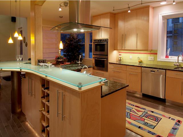 Majestic Kitchens contemporary-kitchen