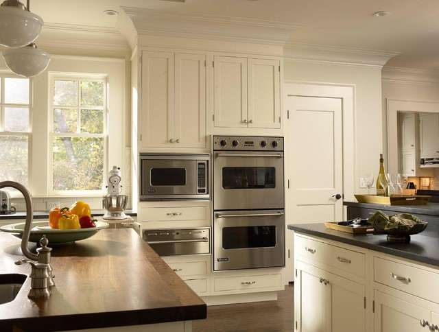 Majestic Kitchens traditional-kitchen