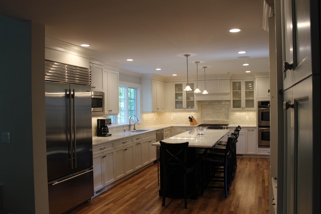 Majestic Kitchens Traditional Kitchen New York By Majestic Kitchens A