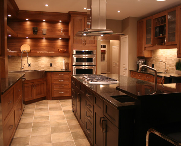 Majestic Kitchens contemporary-kitchen