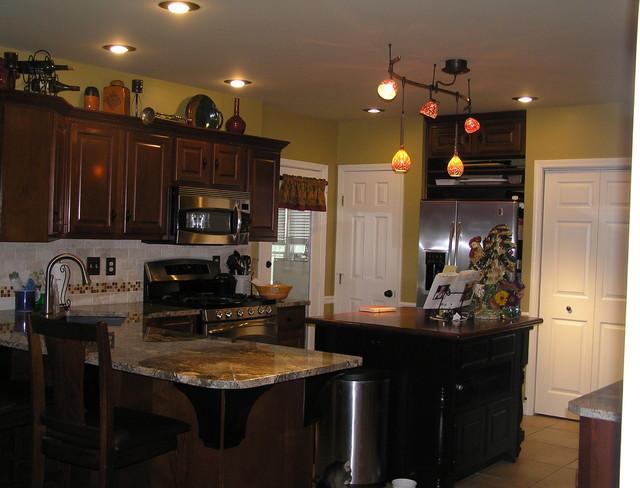 Major Kitchen Update traditional-kitchen