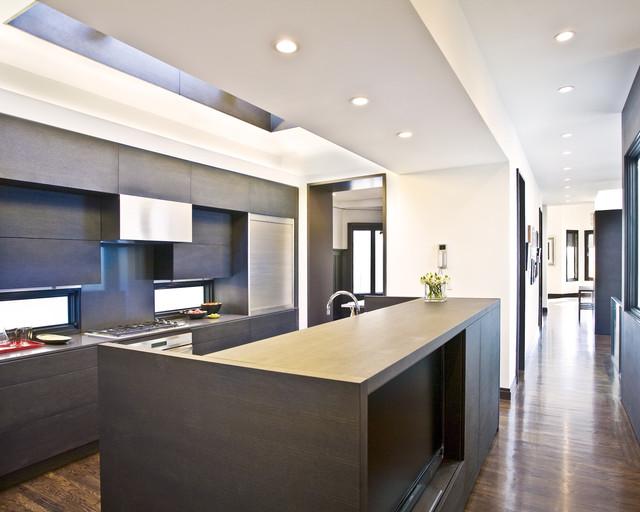 MAK Studio - Nob Hill - Modern - Kitchen - San Francisco - by MAK Studio