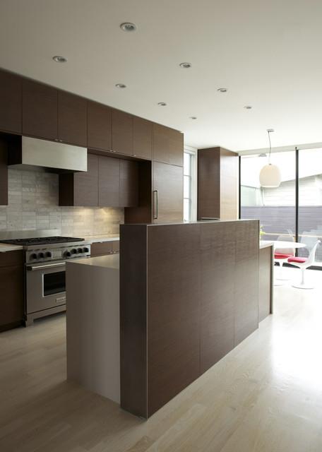 MAK Studio - Sunset modern-kitchen