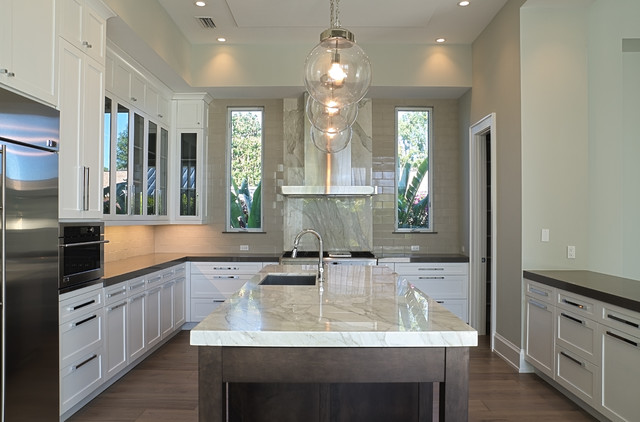 Mallary Contemporary Kitchen Other By South