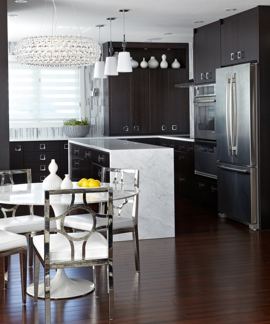 Mallin Cres - Kitchen contemporary-kitchen