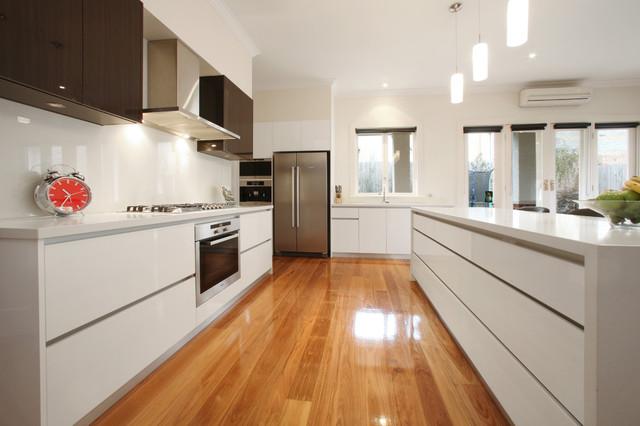 Malvern 2 for Modern kitchen designs australia