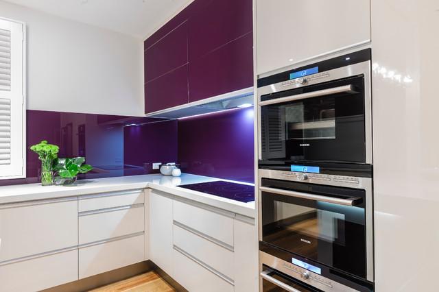 malvern east melbourne australia modern kitchen