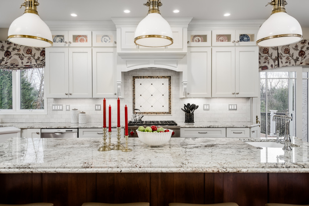Malvern Pa Classic French Country Style Kitchen French Country Kitchen Philadelphia By Chris Rossetti At Main Line Kitchen Design