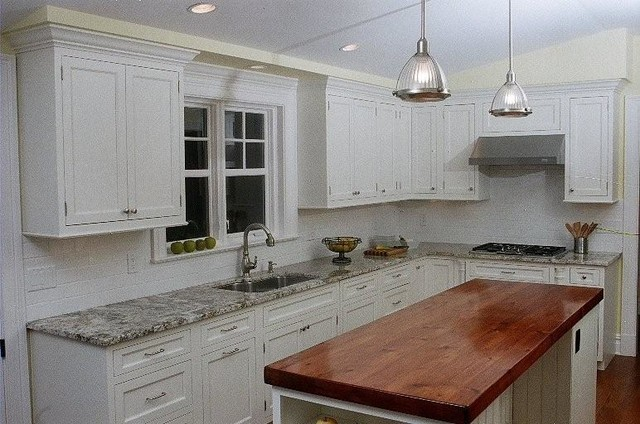 Mamaroneck, NY Residential traditional-kitchen