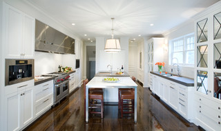 Mandeville La Contemporary Kitchen New Orleans By