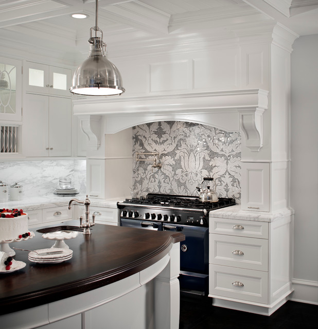 Manhattan Kitchen Design Model Entrancing Manhattan Beach  Cape Cod  Traditional  Kitchen  Los Angeles . Inspiration Design