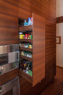 Manhattan Beach Ocean Front Residence - Asian - Kitchen - Los Angeles