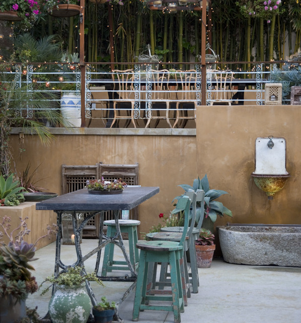 Manhattan Beach Outdoor Kitchen