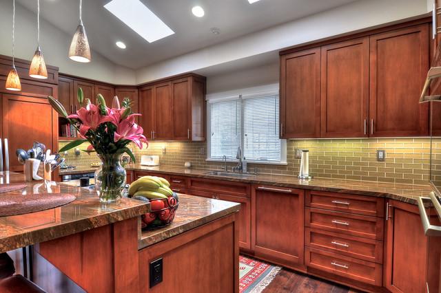 Manhattan Beach Remodel / Addition craftsman-kitchen