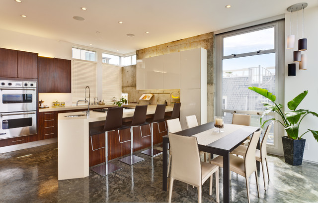 Http Www Houzz Com Au Photos 2717813 Manhattan Beach Ultra Modern Kitchen Remodel Modern Kitchen Other