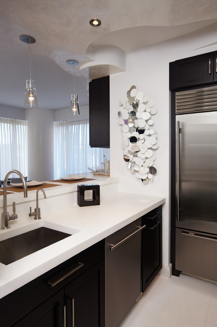 style of kitchen cabinets manhattan nyc apartment kitchen du1302 contemporary 26916