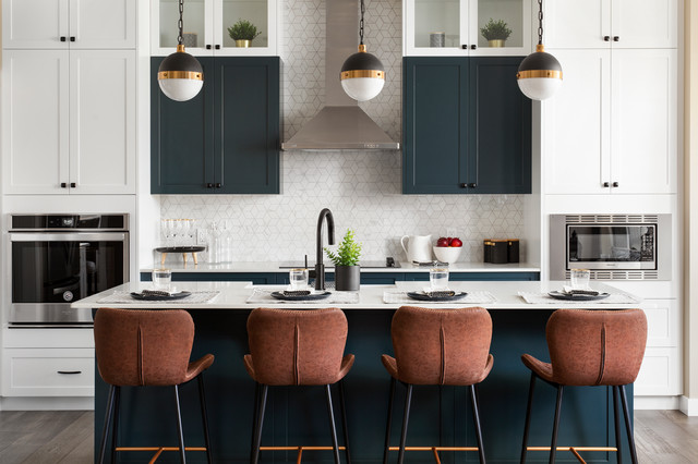 Best of the Week: 24 Enticing Kitchen Colour Schemes
