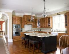 Manning Residence Kitchen traditional-kitchen
