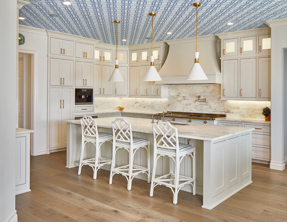 Mansfield TX kitchen design + remodel - Traditional ...