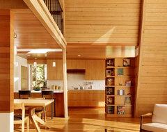 Manzanita Drive Addition & Remodel modern-kitchen
