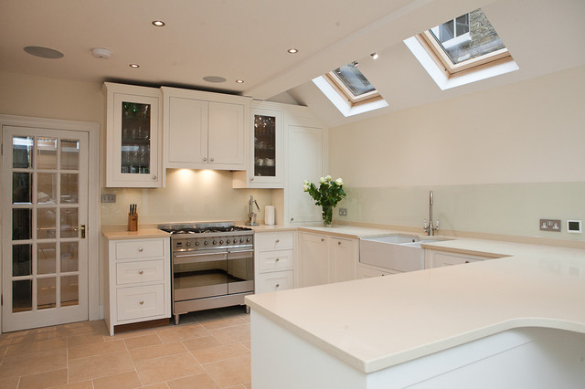 farrow and ball pointing kitchen cabinets maple amp gray handmade kitchens traditional kitchen 15290