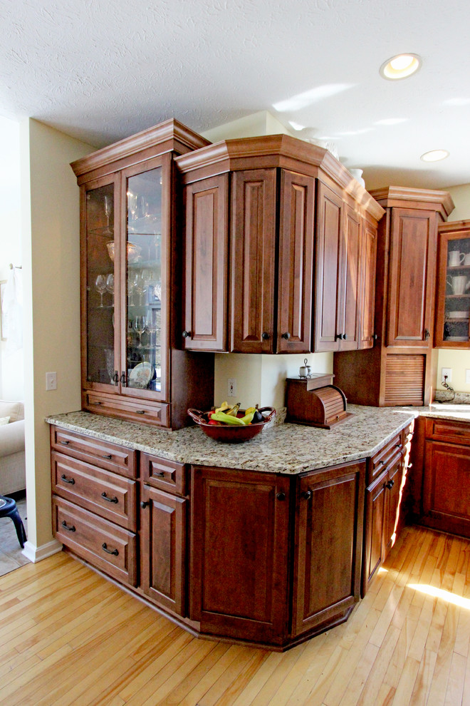 Maple Cabinets with Granite Countertops ~ Olmsted Falls ...