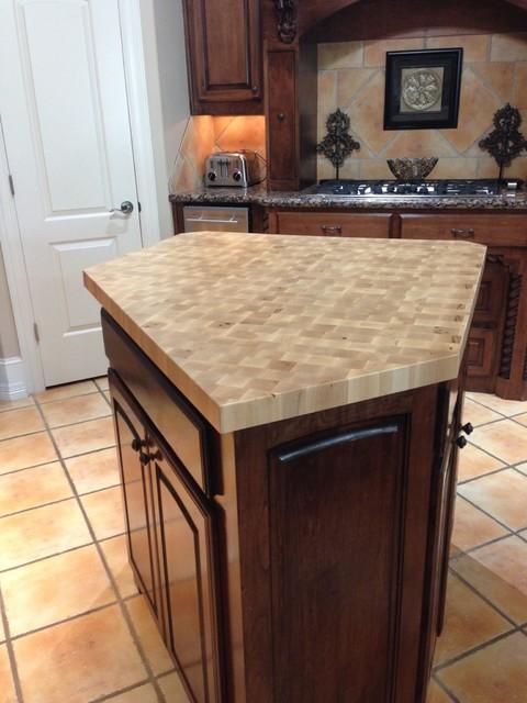 maple end grain butcher block island counter tops. Black Bedroom Furniture Sets. Home Design Ideas