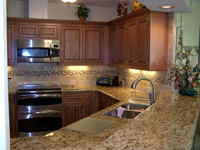 Kitchen Cabinet Backsplash Mesmerizing Maple Kitchen Cabinets  Inset Cabinets  Cliqstudios . Decorating Inspiration