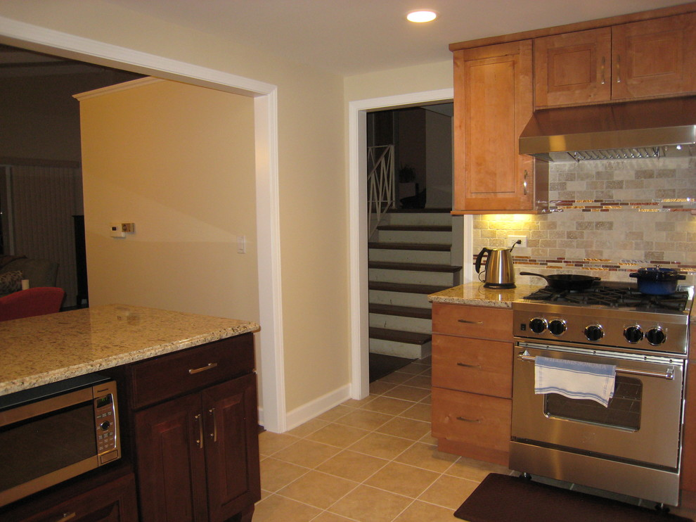 Maple Kitchen Cabinets | Traditional Cabinetry ...